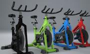Nitrec indoor bike 3d model