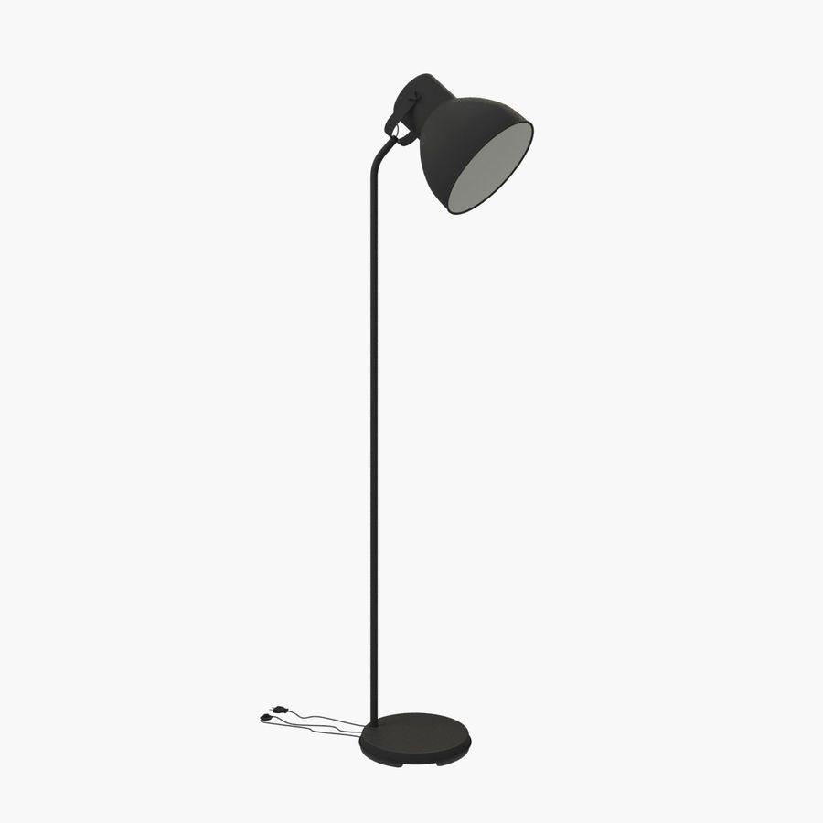 Ikea hektar floor lamp 3d model 19 x obj free3d ikea hektar floor lamp royalty free 3d model preview no 1 aloadofball Image collections