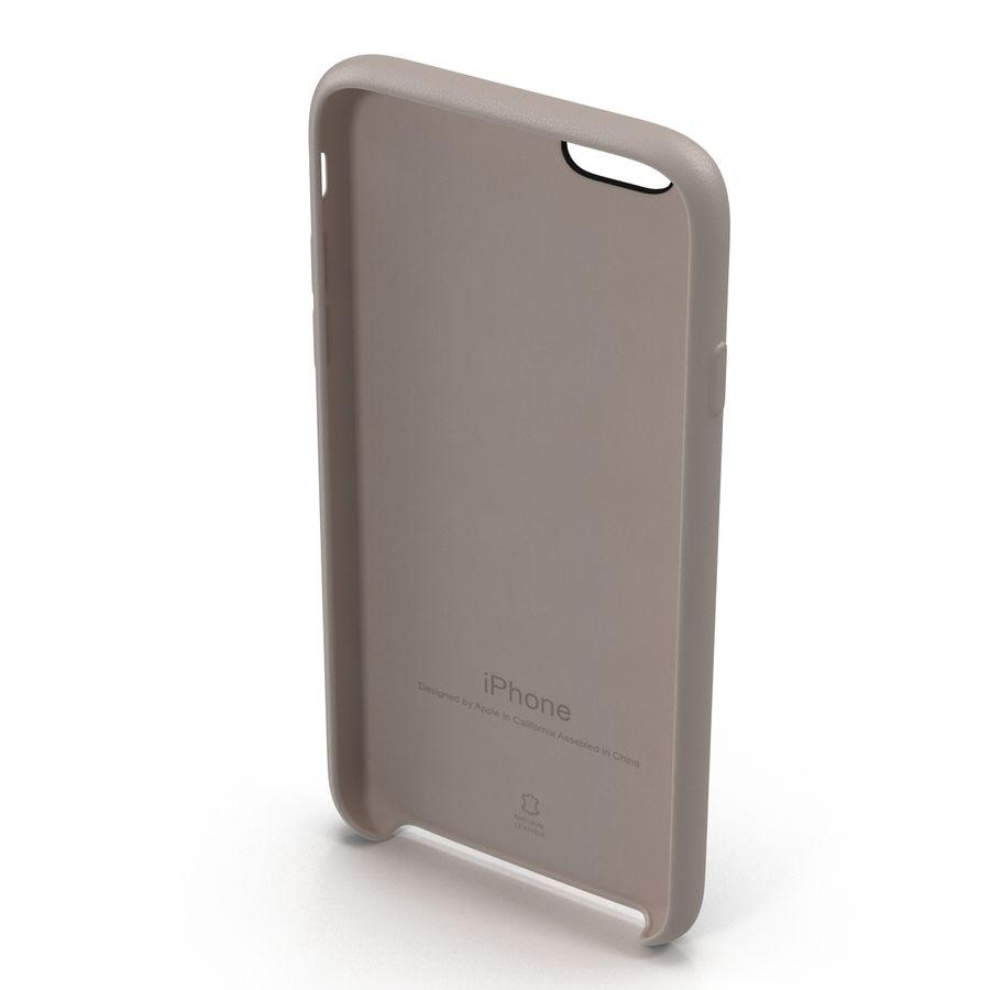 capa de couro do iPhone 6 rosa royalty-free 3d model - Preview no. 9