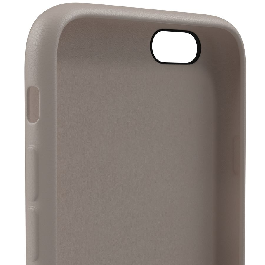 capa de couro do iPhone 6 rosa royalty-free 3d model - Preview no. 14