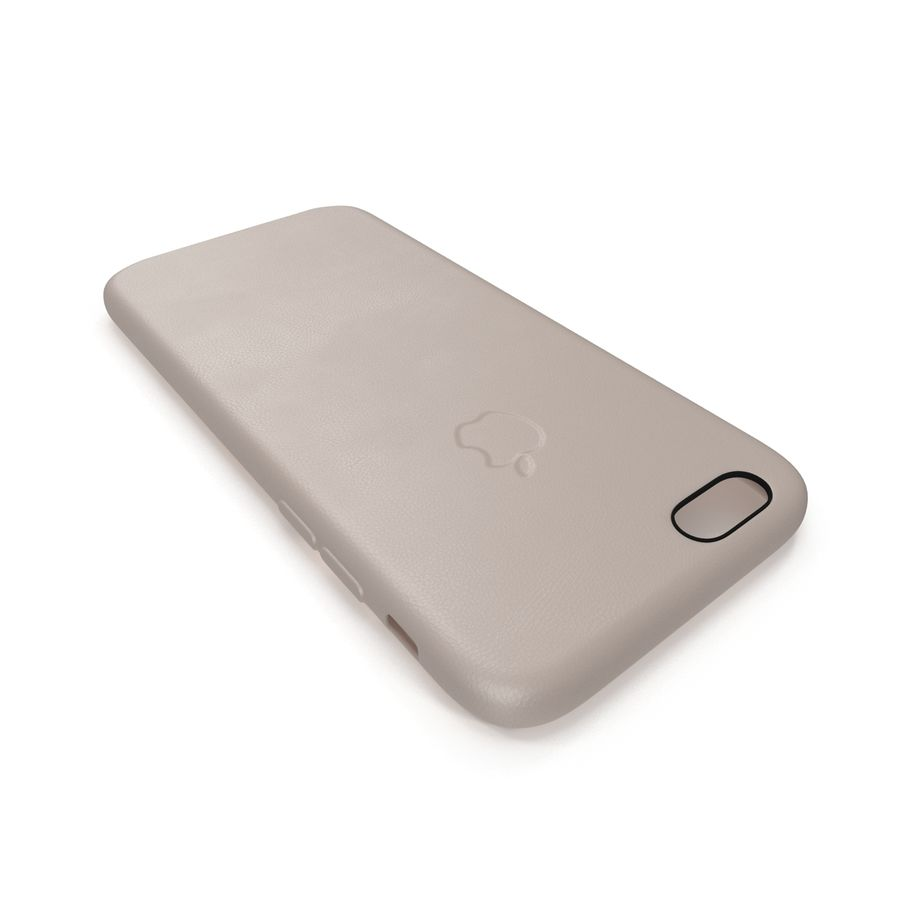 capa de couro do iPhone 6 rosa royalty-free 3d model - Preview no. 12