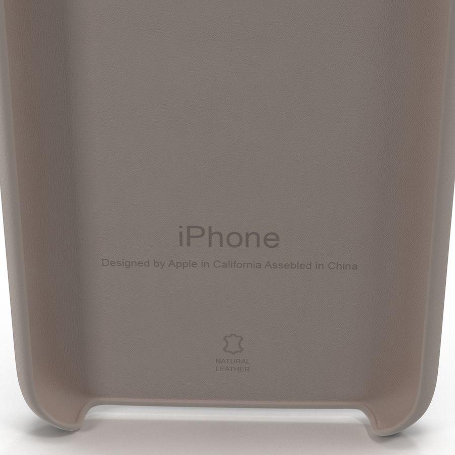 capa de couro do iPhone 6 rosa royalty-free 3d model - Preview no. 15