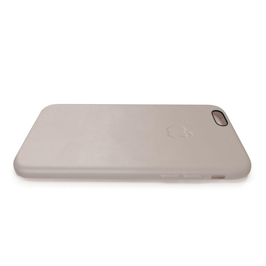capa de couro do iPhone 6 rosa royalty-free 3d model - Preview no. 11