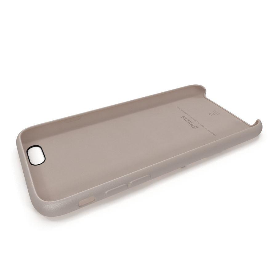 capa de couro do iPhone 6 rosa royalty-free 3d model - Preview no. 16