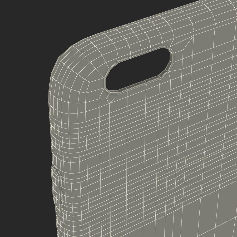 capa de couro do iPhone 6 rosa royalty-free 3d model - Preview no. 26
