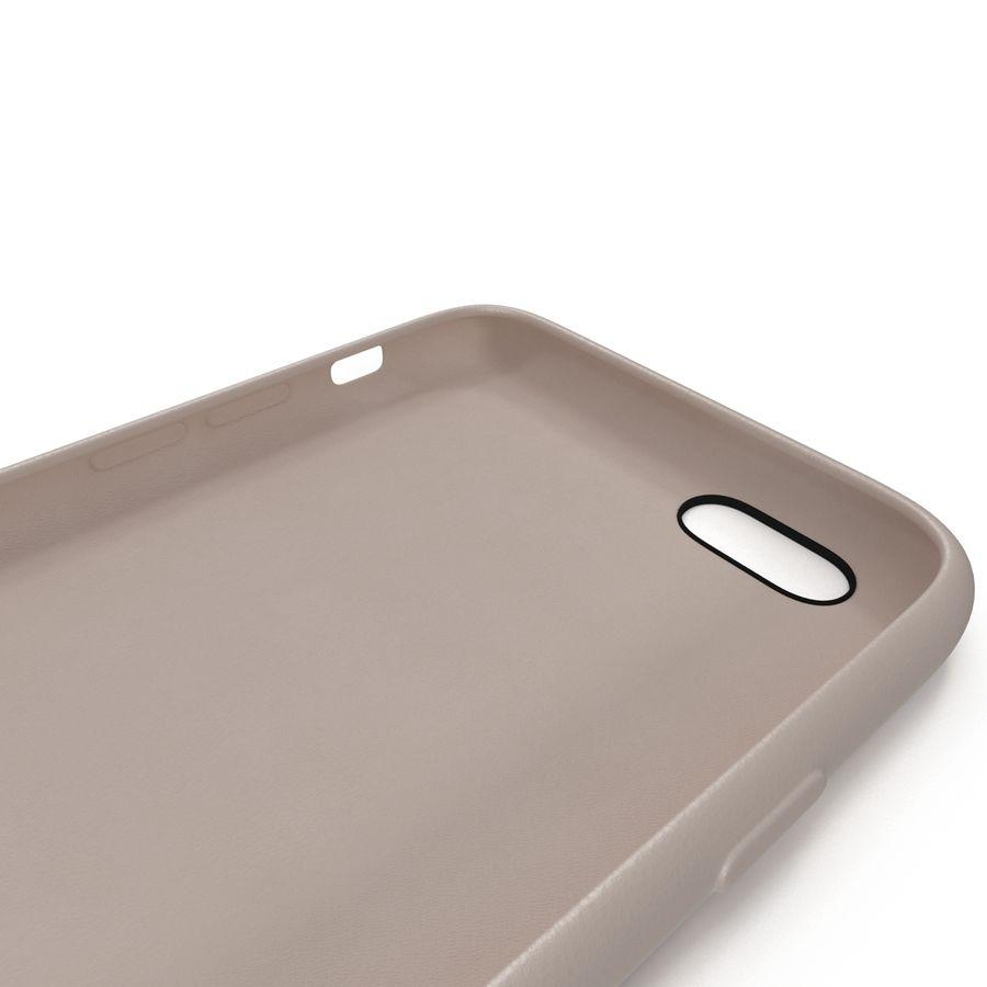 capa de couro do iPhone 6 rosa royalty-free 3d model - Preview no. 18