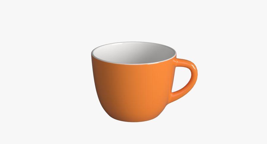 Kahve fincanı royalty-free 3d model - Preview no. 1