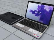 Bärbar dator 3d model