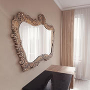 Bianchini & Capponi mirror Art. 4505 3d model