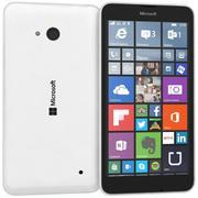 Microsoft Lumia 640 Dual SIM White 3d model