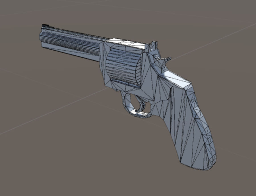 SPS Mobile Weapons Pack # 1 royalty-free 3d model - Preview no. 26