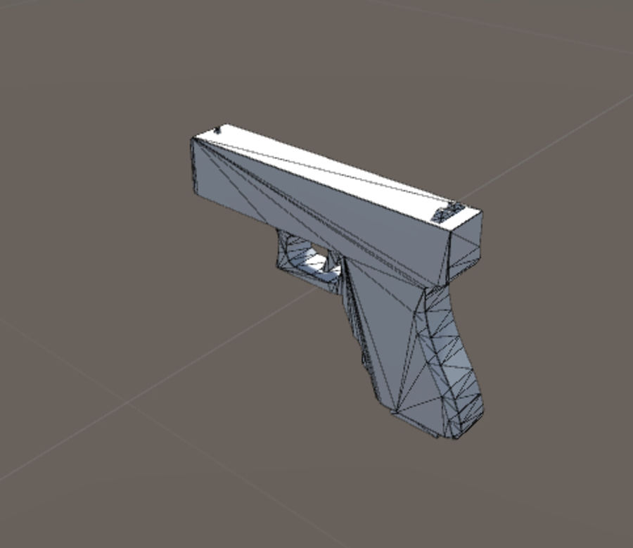 SPS Mobile Weapons Pack # 1 royalty-free 3d model - Preview no. 14