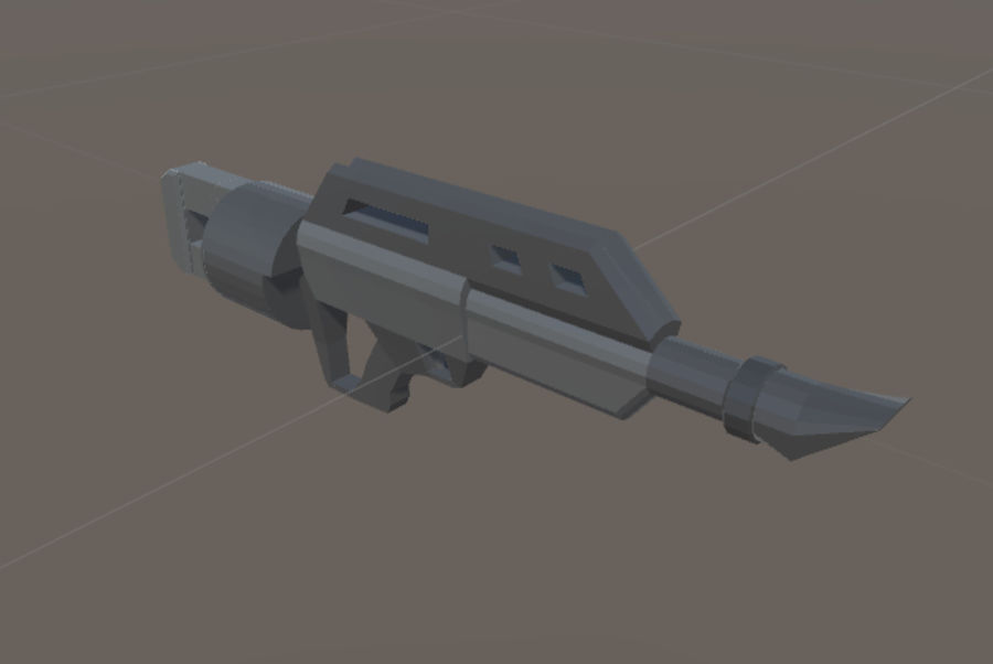 SPS Mobile Weapons Pack # 1 royalty-free 3d model - Preview no. 15