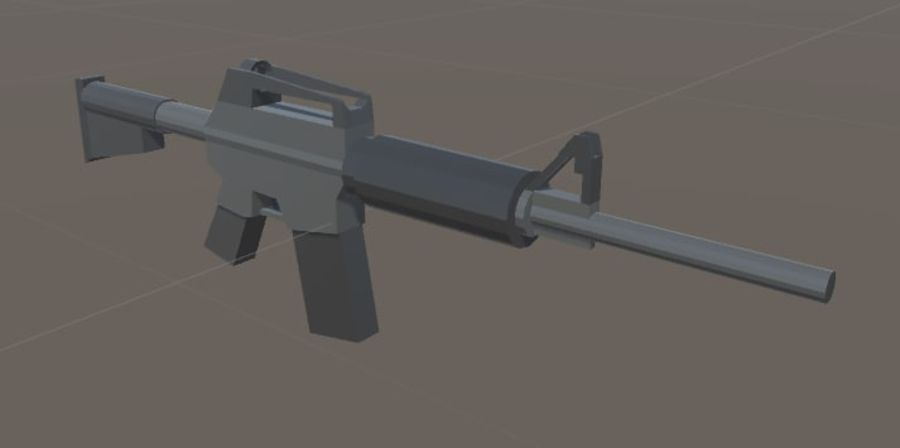 SPS Mobile Weapons Pack # 1 royalty-free 3d model - Preview no. 19
