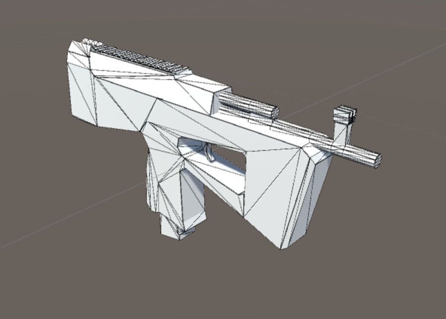 SPS Mobile Weapons Pack # 1 royalty-free 3d model - Preview no. 36