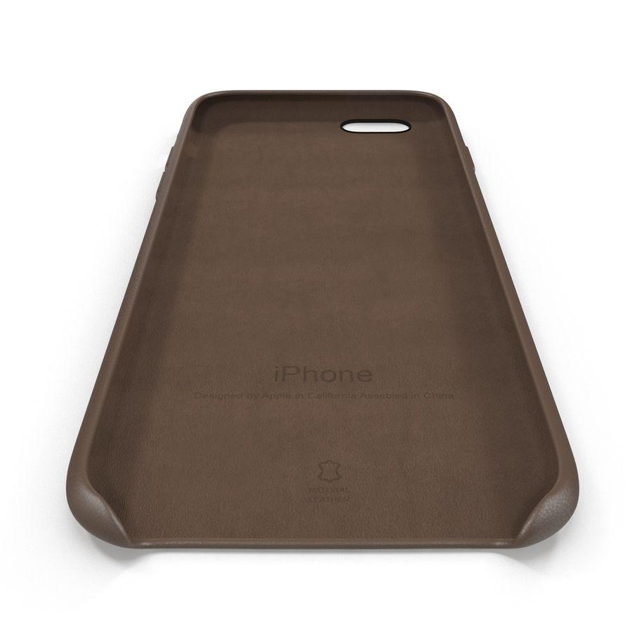 Capa em Pele MAIS para iPhone 6 Plus royalty-free 3d model - Preview no. 14