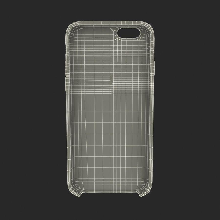 Capa em Pele MAIS para iPhone 6 Plus royalty-free 3d model - Preview no. 23