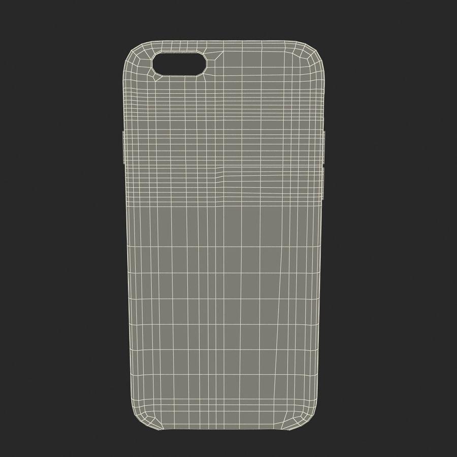 Capa em Pele MAIS para iPhone 6 Plus royalty-free 3d model - Preview no. 22