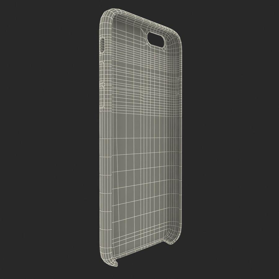 Capa em Pele MAIS para iPhone 6 Plus royalty-free 3d model - Preview no. 25