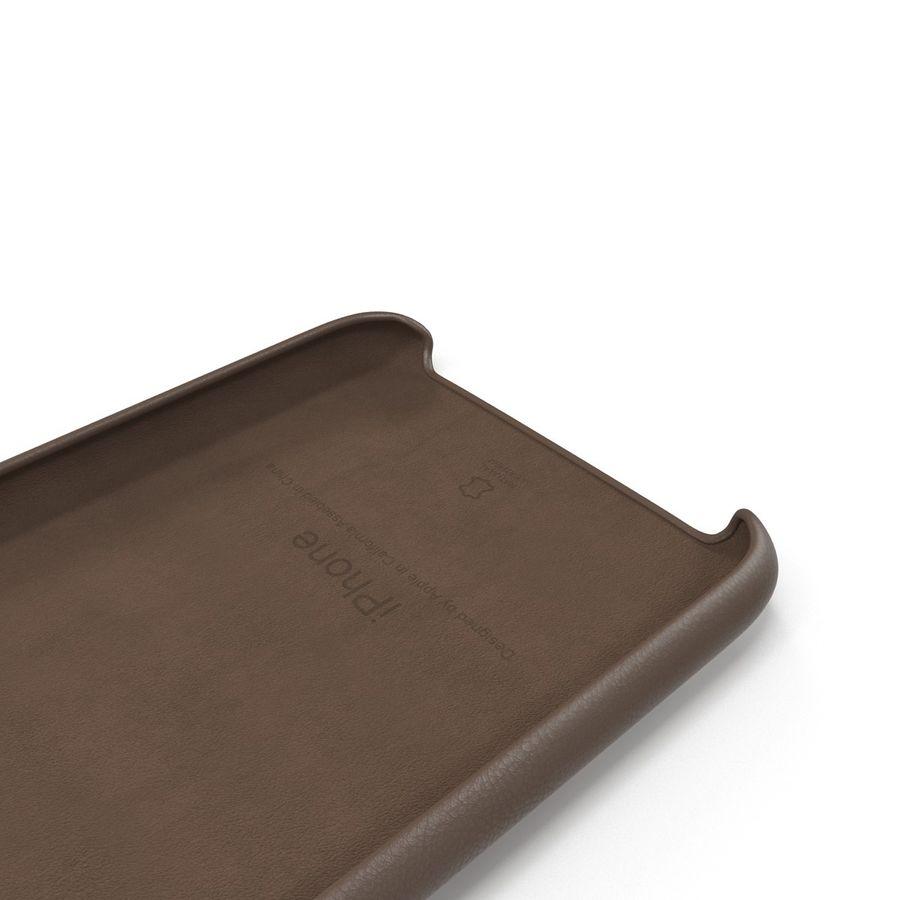 Capa em Pele MAIS para iPhone 6 Plus royalty-free 3d model - Preview no. 13