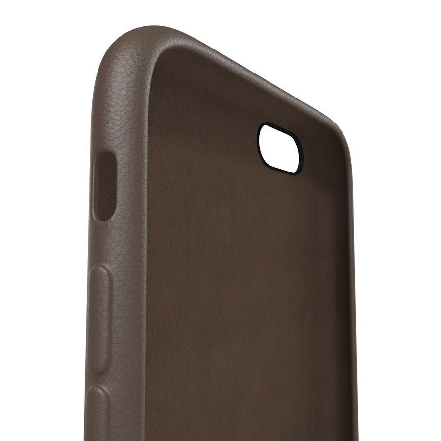 Capa em Pele MAIS para iPhone 6 Plus royalty-free 3d model - Preview no. 9