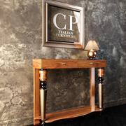 Decorative set Art Deco 3d model