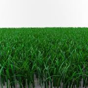 Cut Grass Pack low poly 3d model