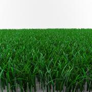 Cut Grass Pack low poly 3d model
