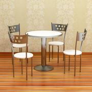 Table_4 3d model