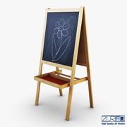 IKEA Mala Easel modelo 3d