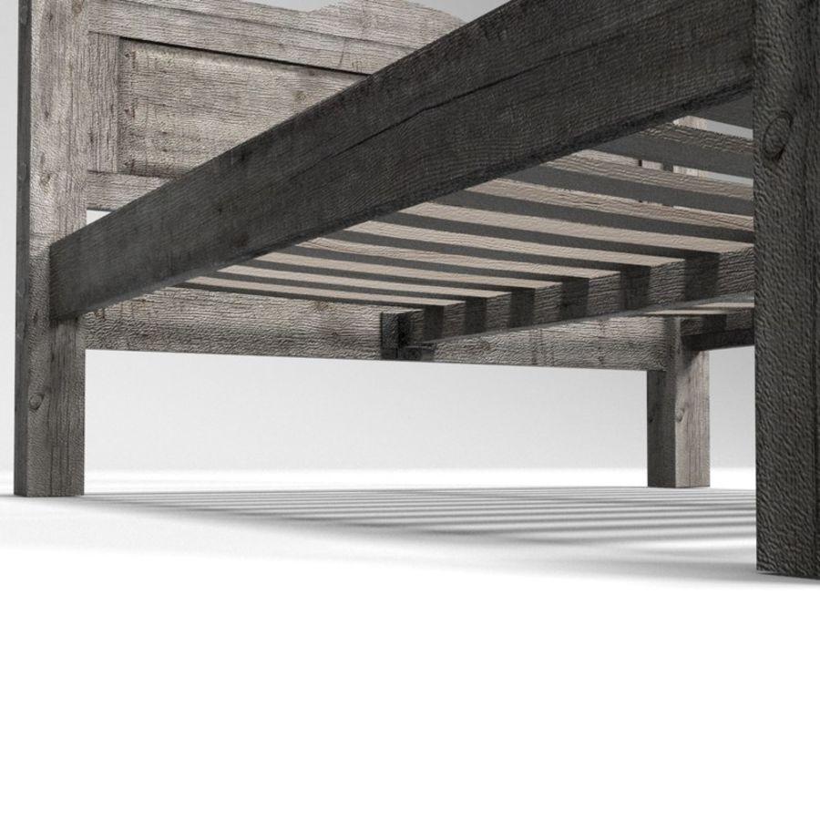 Collection de meubles de chambre royalty-free 3d model - Preview no. 6