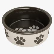 Dogs Bowl 03 3d model