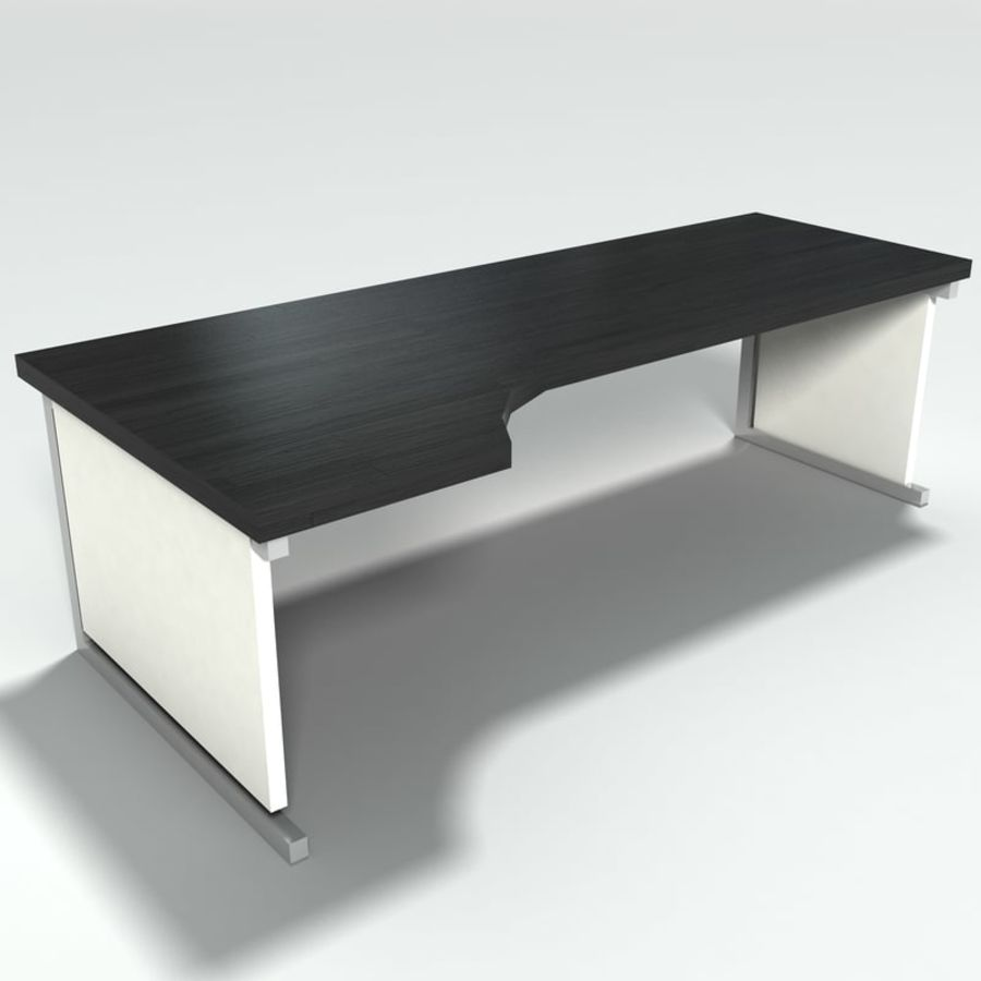 Office Furniture Collection royalty-free 3d model - Preview no. 30