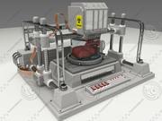 3D Drucker Bioprinter 3d model