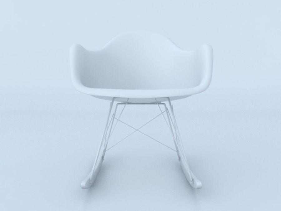Stupendous Charles Eames Rar Plastic Rocking Chair 3D Model 20 Max Inzonedesignstudio Interior Chair Design Inzonedesignstudiocom