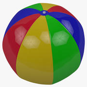 Inflatable Ball 3d model