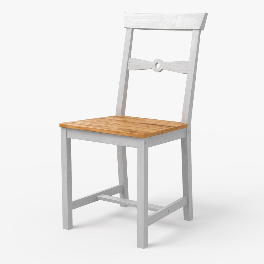 Silla de comedor GAMLEBY IKEA Modelo 3D $9 - .obj .fbx .3ds .max ...