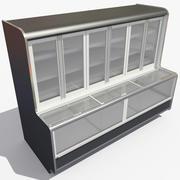 Refrigerating 3d model