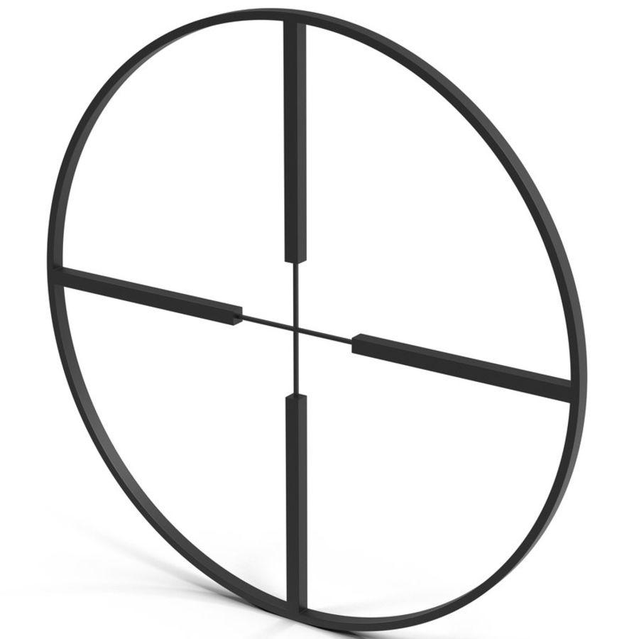 Sniper target symbol 3d model 5 x c4d obj 3ds free3d 1 sniper target symbol royalty free 3d model preview no biocorpaavc