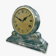 Desk Clock (Mantel Clocks) 3d model