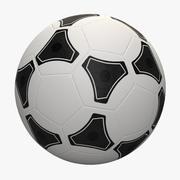 Soccer ball (G) 3d model