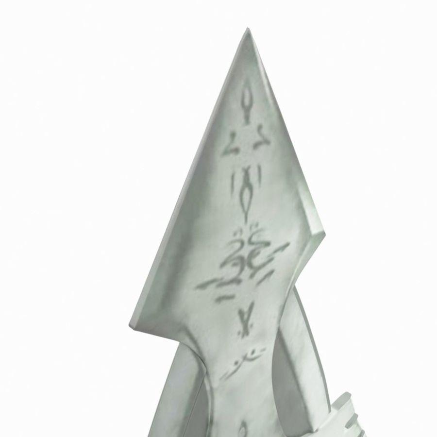 Arrow royalty-free 3d model - Preview no. 4