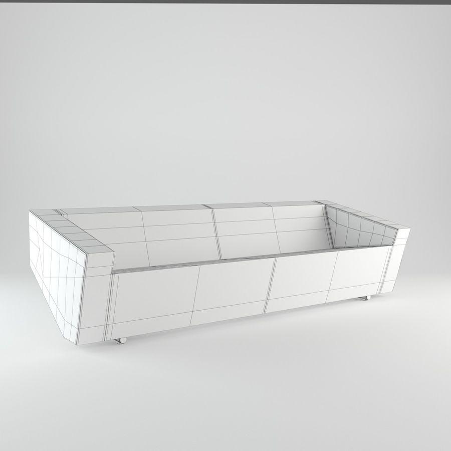 Nurus / To Sofa / 3 Set royalty-free 3d model - Preview no. 17