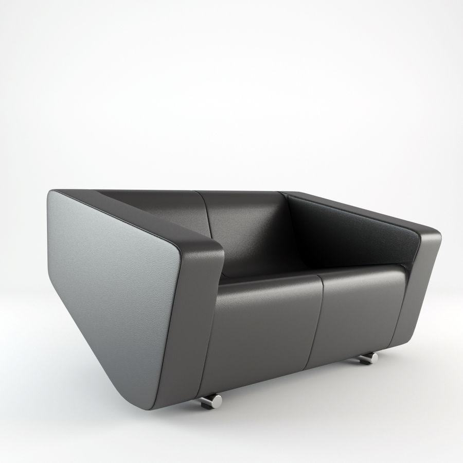 Nurus / To Sofa / 3 Set royalty-free 3d model - Preview no. 3