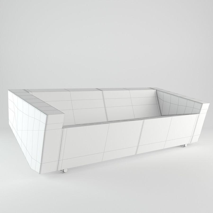 Nurus / To Sofa / 3 Set royalty-free 3d model - Preview no. 13