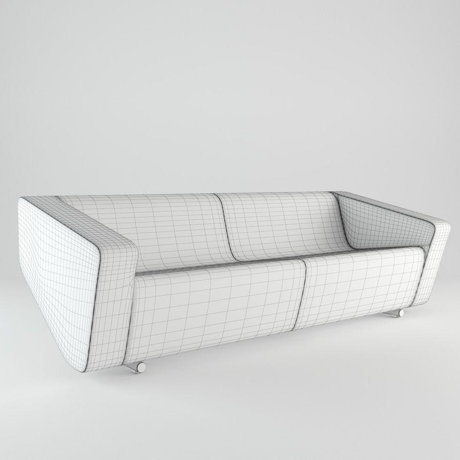 Nurus / To Sofa / 3 Set royalty-free 3d model - Preview no. 12