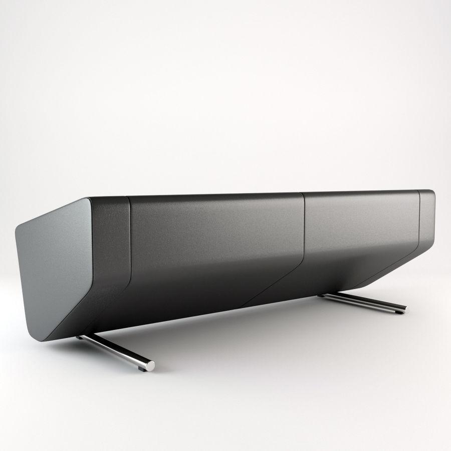 Nurus / To Sofa / 3 Set royalty-free 3d model - Preview no. 11
