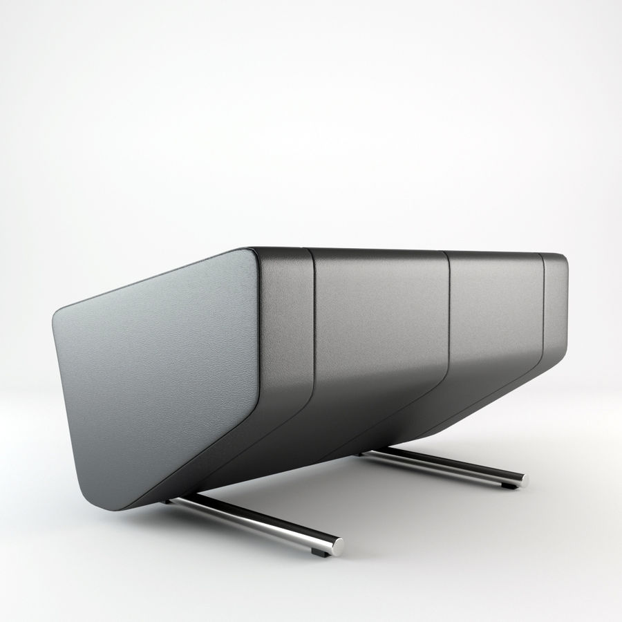 Nurus / To Sofa / 3 Set royalty-free 3d model - Preview no. 4