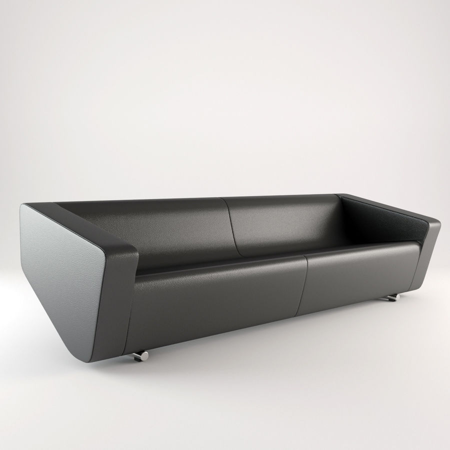 Nurus / To Sofa / 3 Set royalty-free 3d model - Preview no. 15