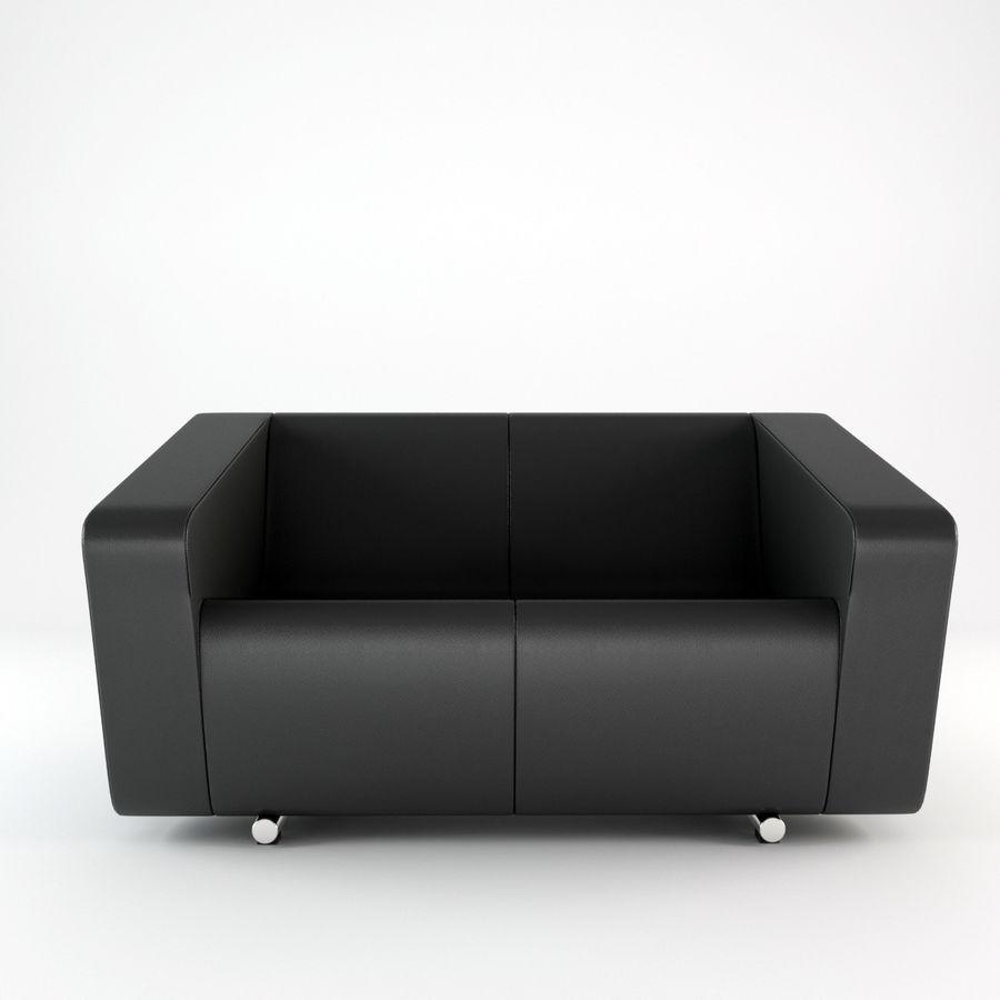 Nurus / To Sofa / 3 Set royalty-free 3d model - Preview no. 5